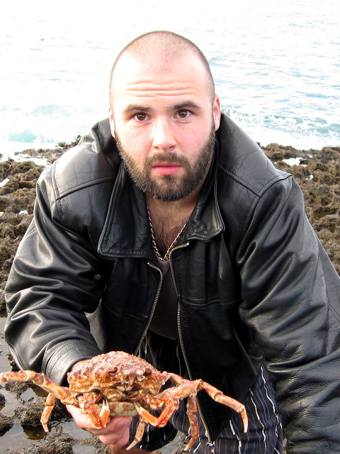 Monster from Ocean.