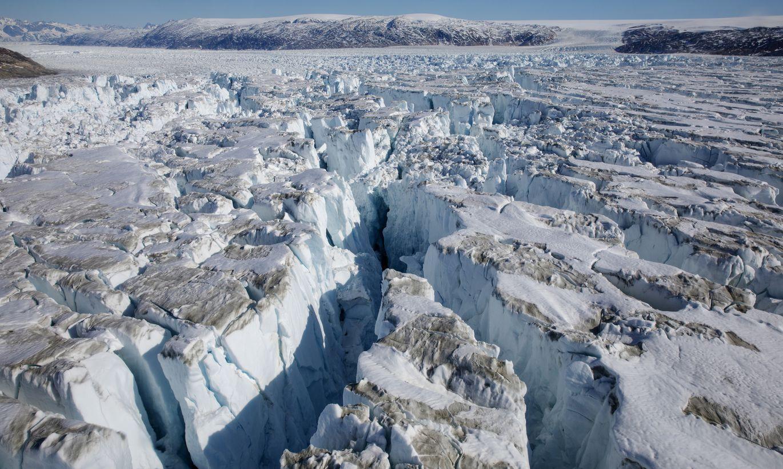 23 gadu laikā Zeme ir zaudējusi 28 triljonus tonnu ledus